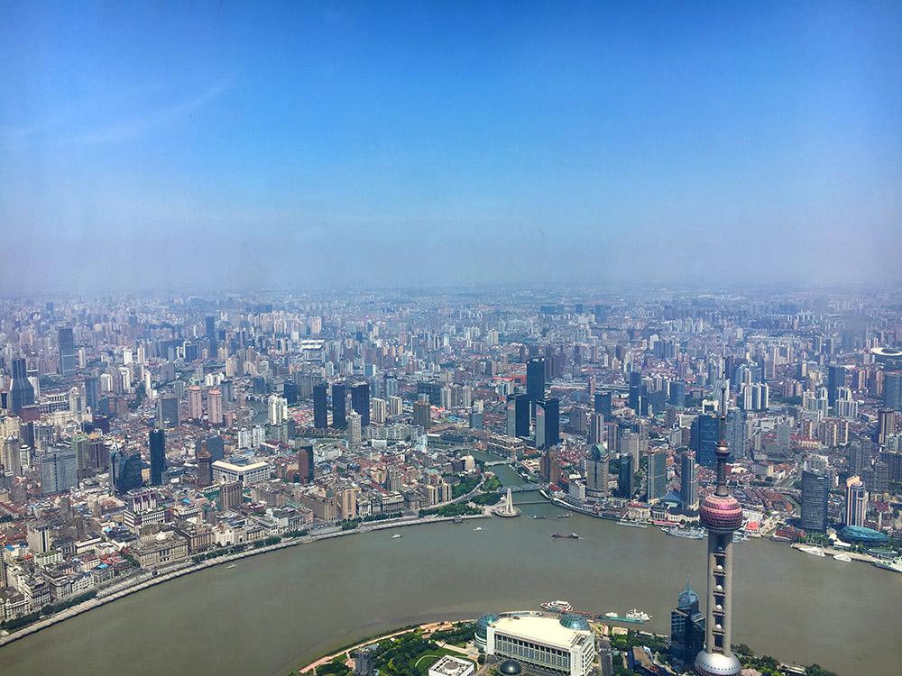 Chris Zhou's Shanghai Internship