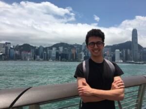Ali in HK